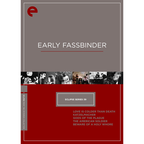 Early Fassbinder - Eclipse Series 39 (DVD - SONE 1)