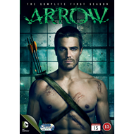 Arrow - Sesong 1 (DVD)