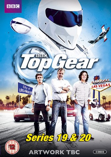 Top Gear - Sesong 19 & 20 (UK-import) (DVD)