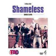 Shameless - Serie 11 (UK-import) (DVD)