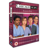 Chicago Hope - Sesong 5 (UK-import) (DVD)