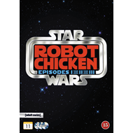Robot Chicken - Star Wars 1 - 3 (DVD)