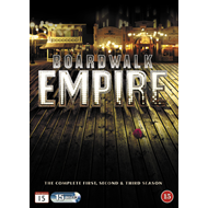 Boardwalk Empire - Sesong 1 - 3 (DVD)