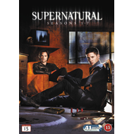 Supernatural - Sesong 1 - 7 (DVD)