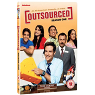 Outsourced - Sesong 1 (UK-import) (DVD)