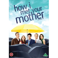 How I Met Your Mother - Sesong 8 (DVD)