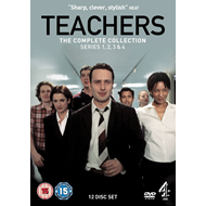 Teachers - The Complete Collection (UK-import) (DVD)