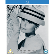 Audrey Hepburn Blu-ray Collection (UK-import) (BLU-RAY)
