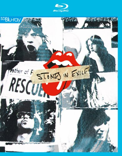 The Rolling Stone - Stones In Exile (UK-import) (SD Blu-ray)