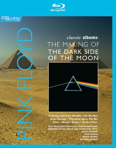 Pink Floyd - Dark Side Of The Moon: Classic Albums Series (UK-import) (SD Blu-ray)