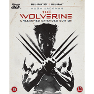 The Wolverine - Unleashed Extended Edition (Blu-ray 3D + Blu-ray)