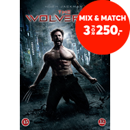 Produktbilde for The Wolverine (DVD)