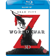 World War Z (Blu-ray 3D)