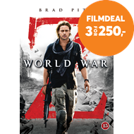 Produktbilde for World War Z (DVD)