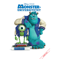 Monsteruniversitetet (DVD)