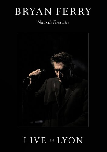 Bryan Ferry - Live In Lyon - Deluxe (UK-import) (Blu-ray+CD)