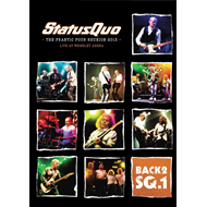 Produktbilde for Status Quo - Back 2 SQ1: The Frantic Four Reunion 2013 (m/CD) (DVD)