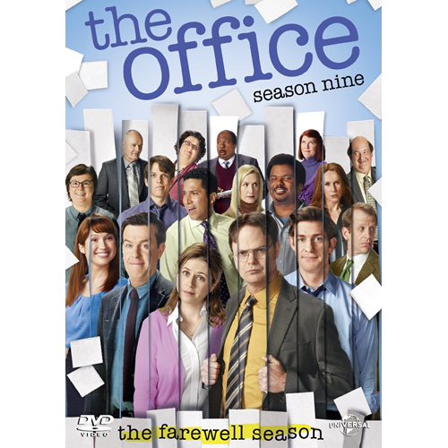 The Office (USA) - Sesong 9 (UK-import) (DVD)