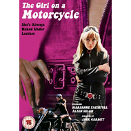 The Girl On A Motorcycle (UK-import) (DVD)