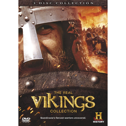 The Real Vikings Collection (UK-import) (DVD)