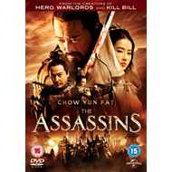 The Assassins (UK-import) (DVD)