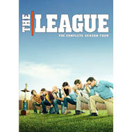 The League - Sesong 4 (DVD - SONE 1)