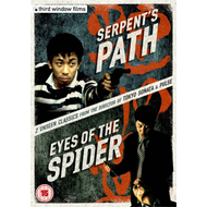 Eyes Of The Spider / Serpent's Path (UK-import) (DVD)