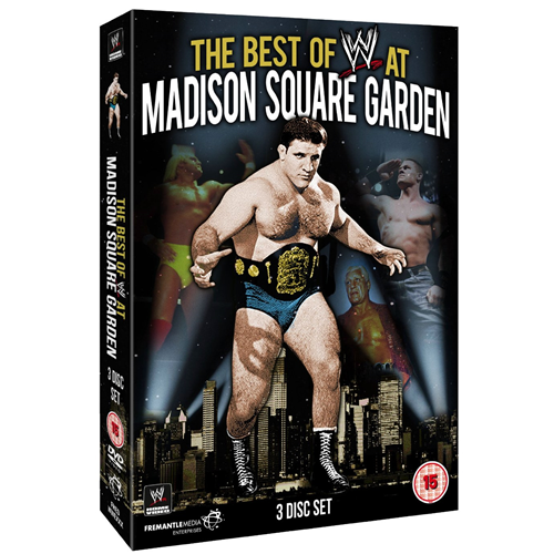 WWE - The Best Of WWE At Madison Square Garden (UK-import) (DVD)