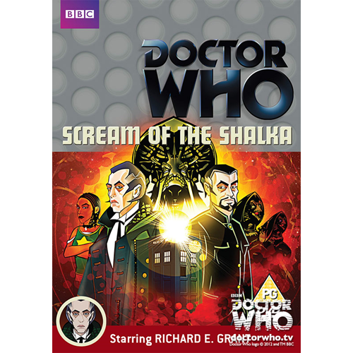 Doctor Who - Scream Of The Shalka (UK-import) (DVD)