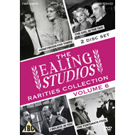 The Ealing Studios Rarities Collection - Volum 6 (UK-import) (DVD)