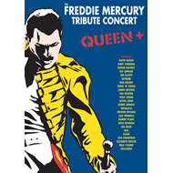 The Freddie Mercury Tribute Concert (UK-import) (3DVD)