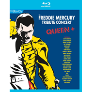 The Freddie Mercury Tribute Concert (UK-import) (SD Blu-ray)