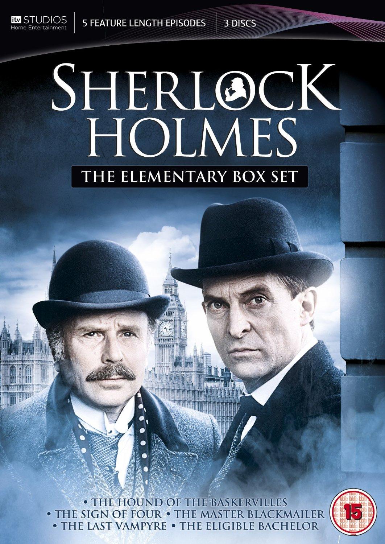 Sherlock Holmes The Elementary Box Set Uk Import
