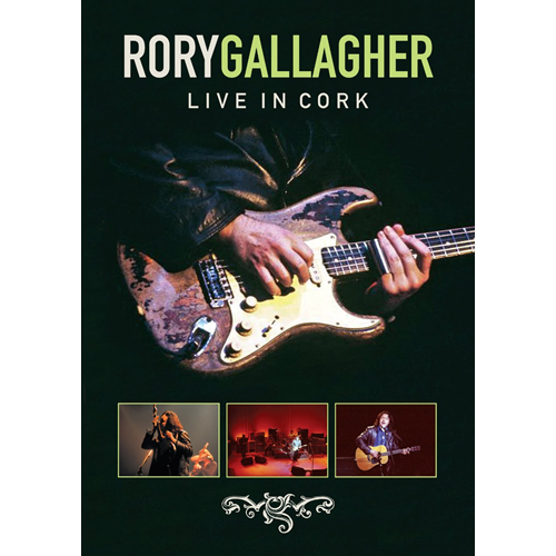 Rory Gallagher - Live In Cork (UK-import) (DVD)
