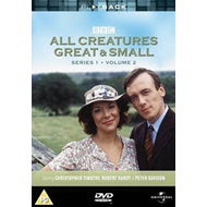 All Creatures Great And Small - Sesong 1 - Del 2 (UK-import) (DVD)