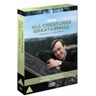 All Creatures Great And Small - Sesong 2 - Del 2 (UK-import) (DVD)