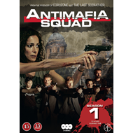 Antimafia Squad - Sesong 1 (DVD)
