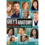 Grey's Anatomy - Sesong 9 (DVD)