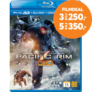 Produktbilde for Pacific Rim (Blu-ray 3D + Blu-ray)