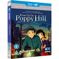 From Up On Poppy Hill (UK-import) (Blu-ray + DVD)