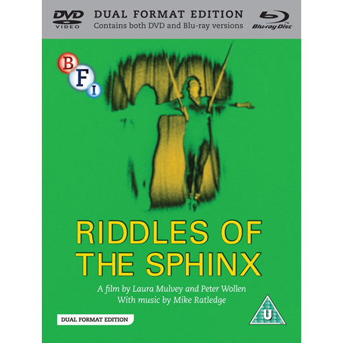 Riddles Of The Sphinx (UK-import) (Blu-ray + DVD)