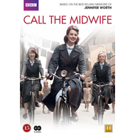 Call The Midwife / Nytt Liv I East End - Sesong 1 (DVD)