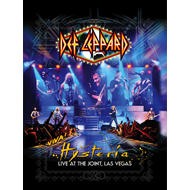 Def Leppard - Viva! Hysteria: Live At The Joint, Las Vegas (DVD)