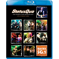 Status Quo - Back 2 SQ1: The Frantic Four Reunion 2013 (Blu-ray+CD)