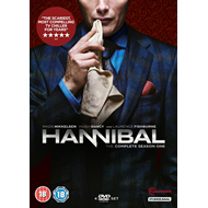 Hannibal - Sesong 1 (UK-import) (DVD)