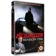 The Equalizer - Sesong 1 (UK-import) (DVD)