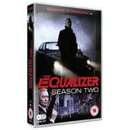 The Equalizer - Sesong 2 (UK-import) (DVD)
