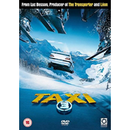 Taxi 3 (UK-import) (DVD)