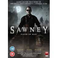 Sawney - Flesh Of Man (UK-import) (DVD)