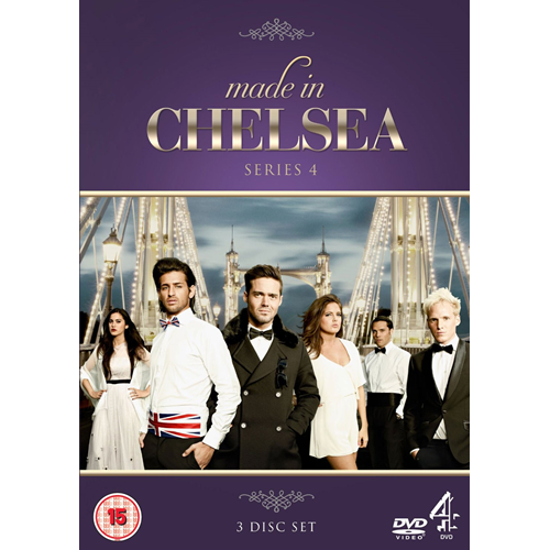 Made In Chelsea - Sesong 4 (UK-import) (DVD)